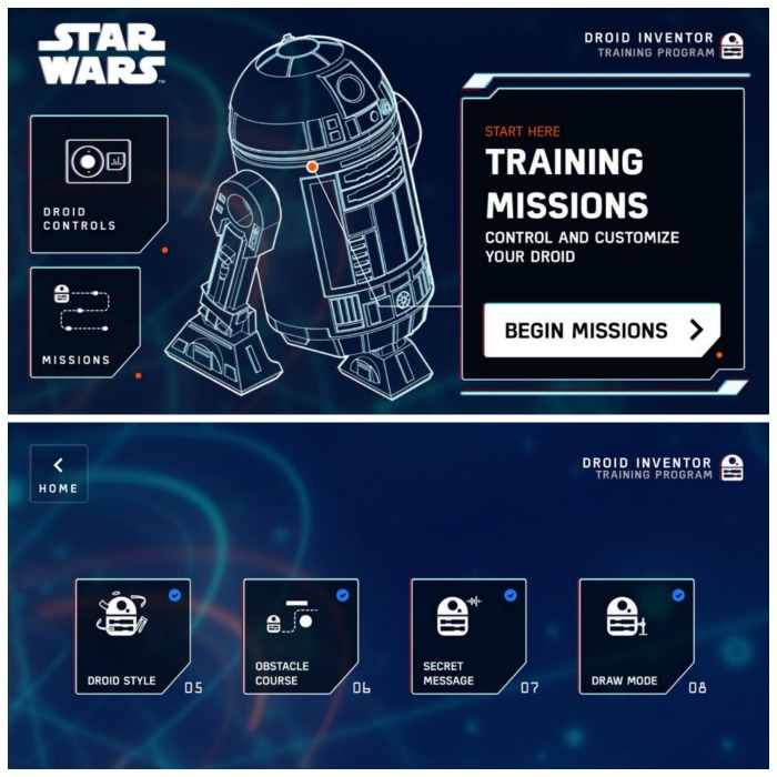 r2d2 droid inventor kit instructions