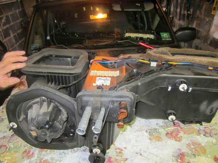 jeep wrangler radiator replacement instructions