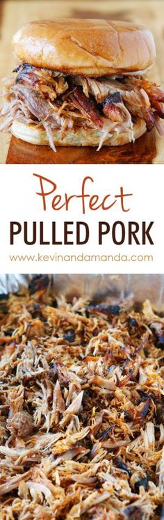 pulled pork cooking instructions