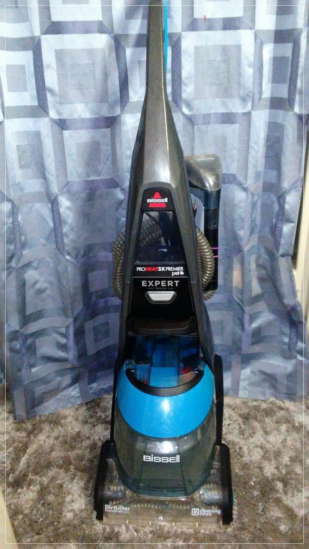 bissell proheat premier 2x instructions