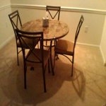 mainstays 5 piece dining set assembly instructions