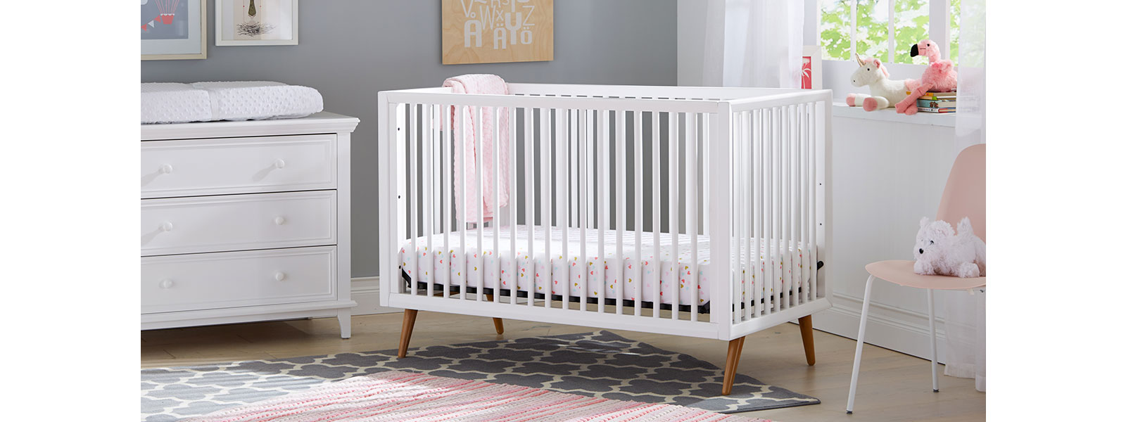 3 in one crib instructions