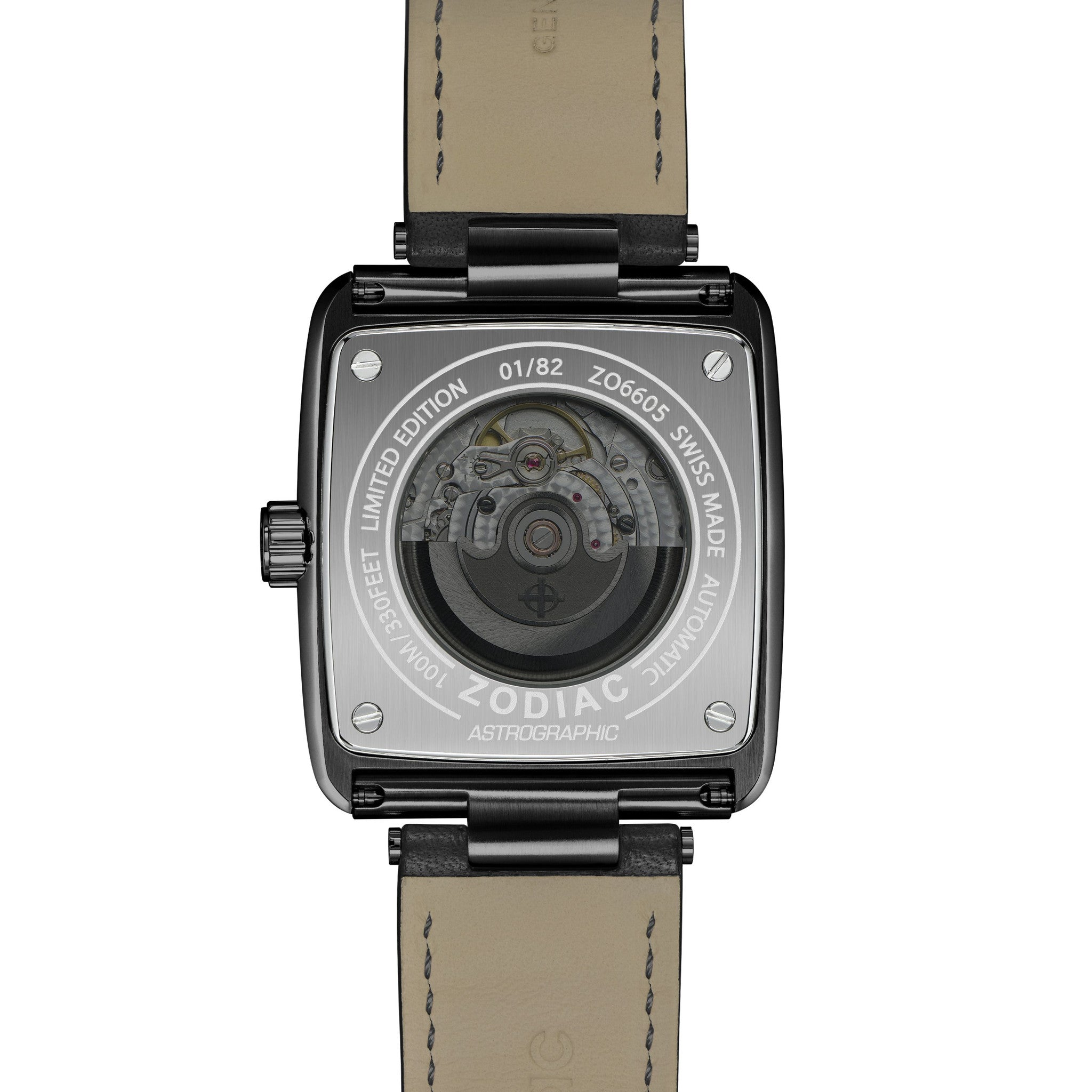 fossil atm 10 watch instructions