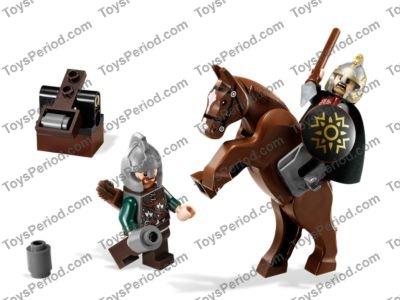 lego lord of the rings uruk hai army instructions