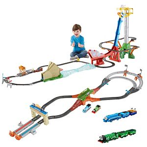 trackmaster tidmouth sheds instructions