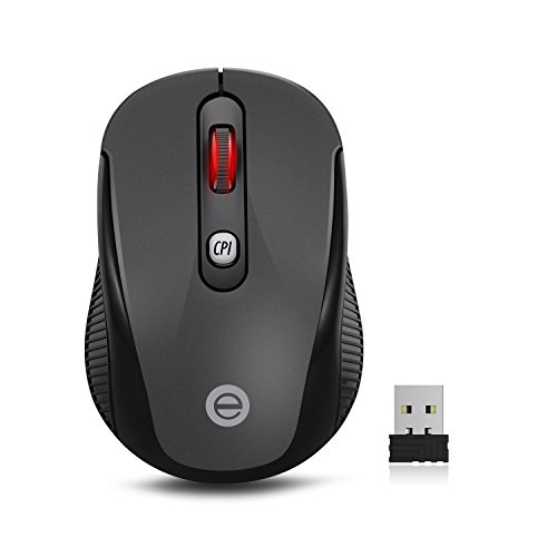 cpi wireless mouse instructions
