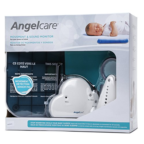 angelcare baby monitor instructions