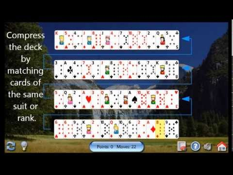 solitaire instructions with pictures