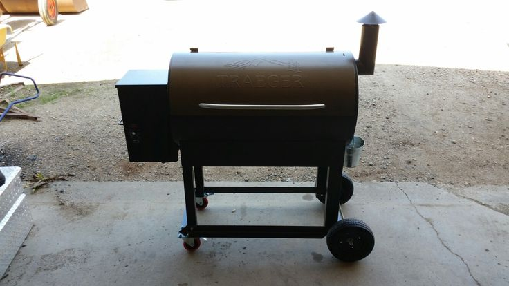 traeger grill cooking instructions