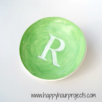 polymer clay bowls instructions
