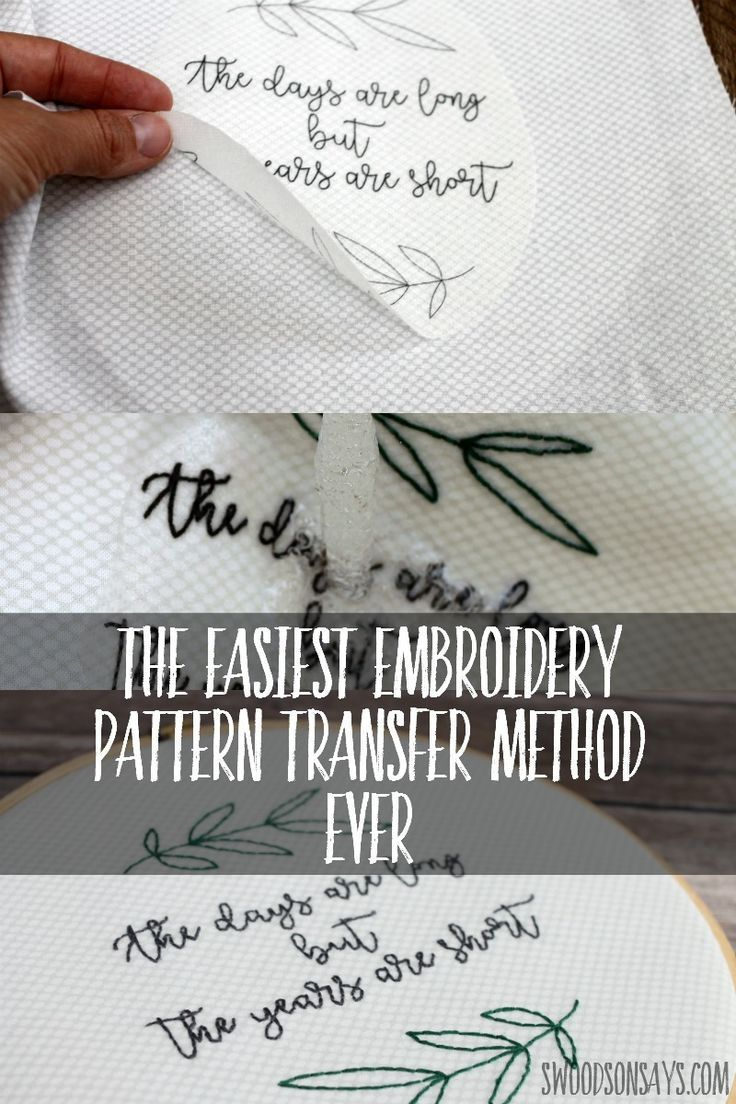 basic embroidery stitches instructions