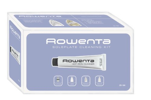 rowenta steamer cleaning instructions