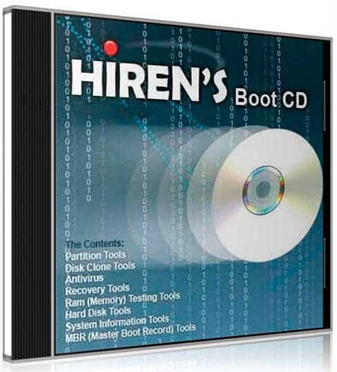 hirens boot cd 15.2 instructions