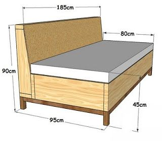 night and day furniture futon instructions