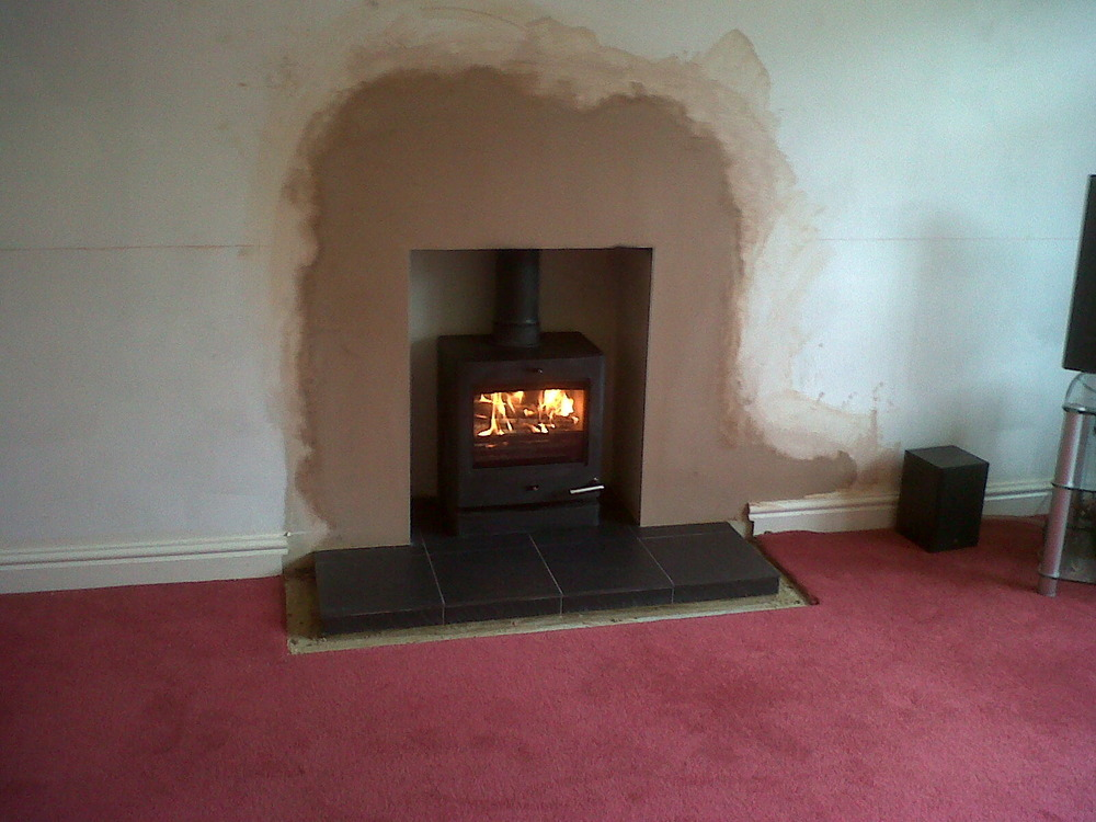 gas fireplace installation instructions