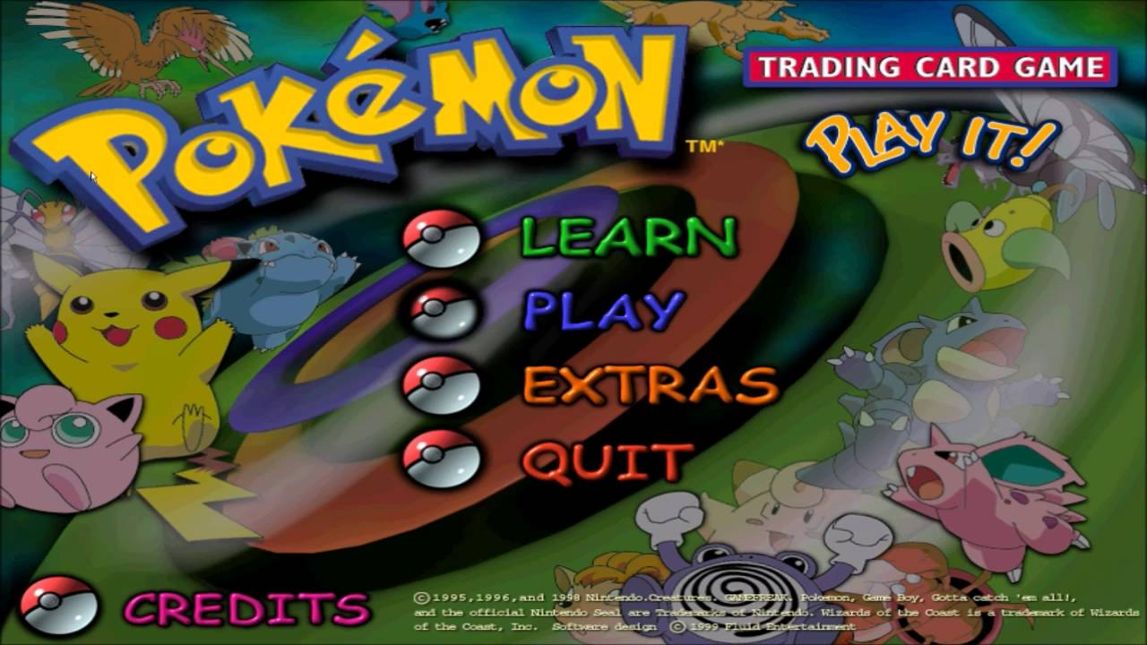 instructions for pokemon card game