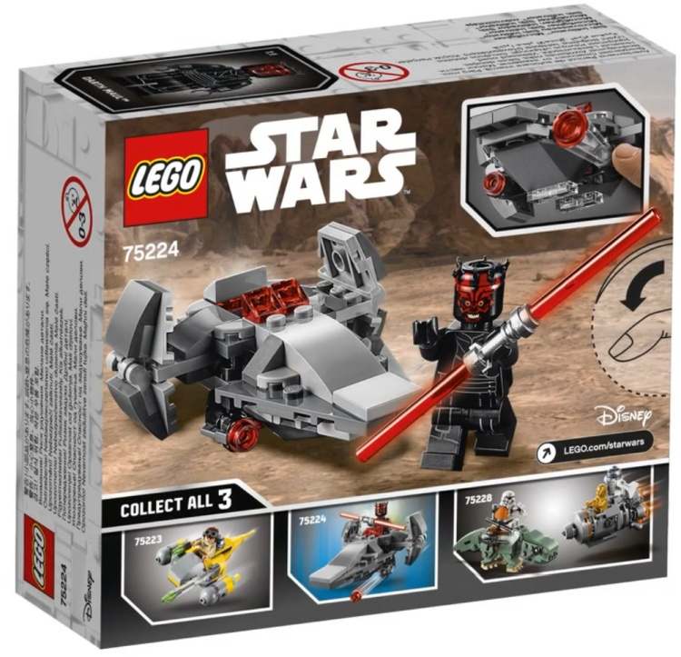 lego y wing microfighter instructions