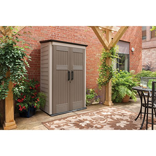 rubbermaid large vertical storage shed assembly instructions