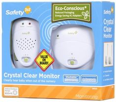 safety 1st baby monitor instructions