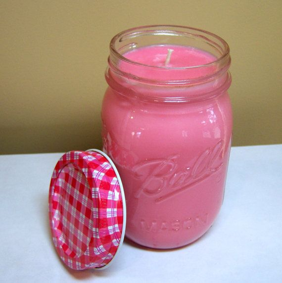 soy candle recipe instructions
