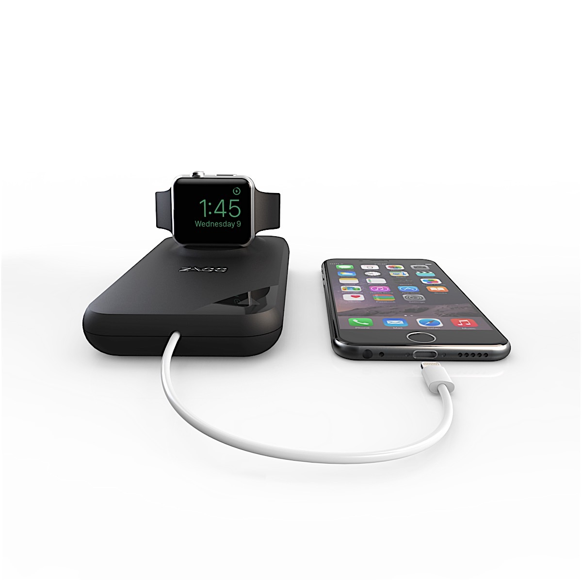 zagg portable charger instructions